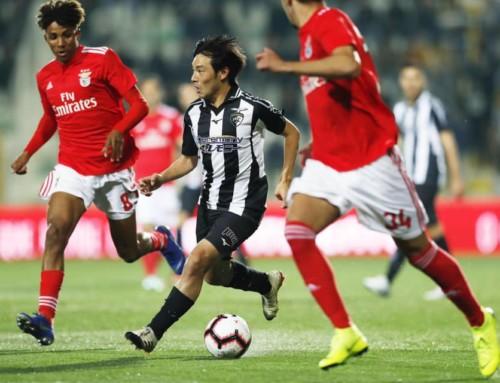 ポルトガルリーグ第15節のベンフィカ戦に先発出場し、2-0での強豪撃破に貢献した。
