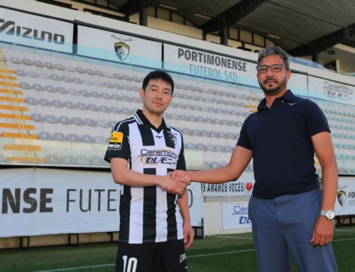 FCポルトよりポルティモネンセSCへ期限付き移籍のお知らせ